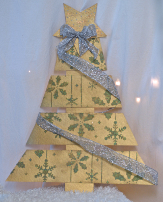 Clear Scraps Christmas Tree New Release2