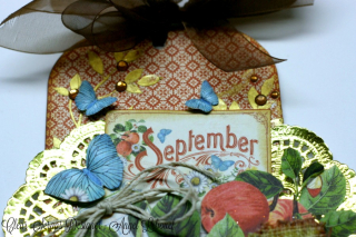 Clear Scraps Designer September Tags Angel Lebouef close up 3