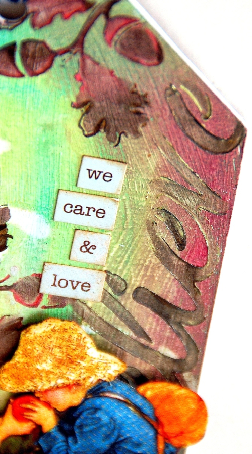 We care and love tag by Irene Tan 04