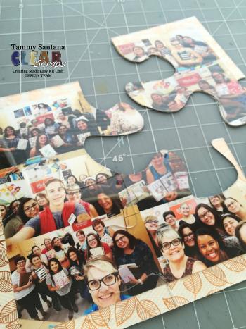 Puzzle process 4