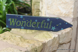 Wonderful stencil_clear scraps_word stencil_c.mercer