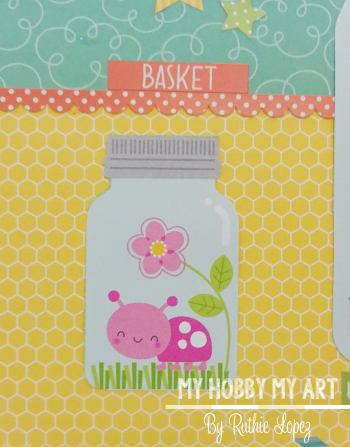 Clear Scraps  Clear acrylic Layout  Ruthie Lopez 8