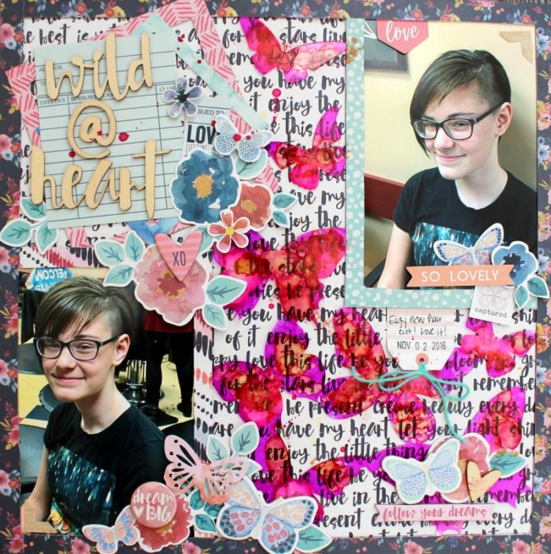 Clear_Scraps_Butterflies_12x12_Acrylic_Layout