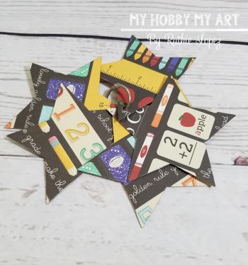 Clear Scrap Kits  Mini Star  Simple Stories  Old School  Ruthie Lopez 3