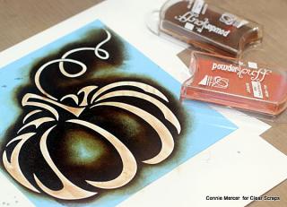Clear scraps_pumpkin stencil_c.Mercer