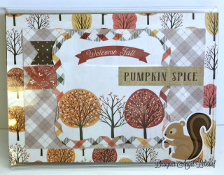 Fall Decor Frame