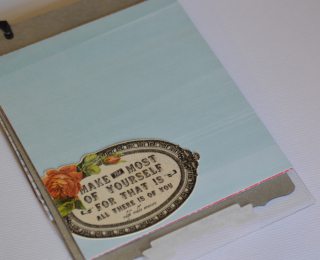 Clear Scraps 5 Reason Mixable Album by Pinky Hobbs - 6