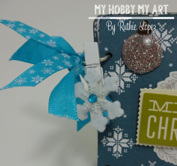 Mini Album  clear Scraps Kits  Ruthie Lopez 2