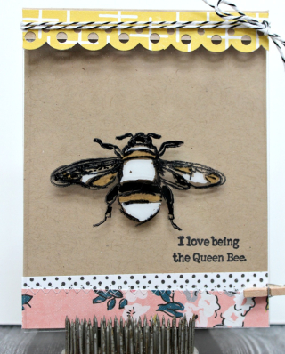 Clear_Scraps_Acrylic_card_Bee