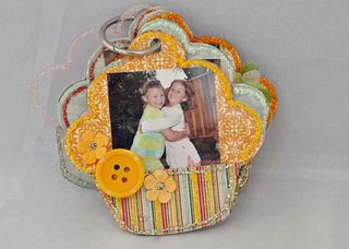 Hello_cupcake_keychain_mini album_nancy keslin_page1
