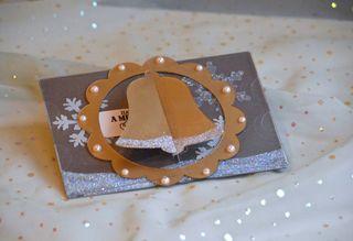 Clear Scraps Christmas Card Send It Clear Krylon Pinky Hobbs1