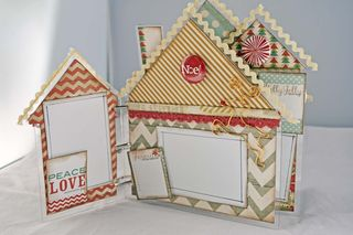 Holiday_mini album_clear scraps_nancy keslin_1