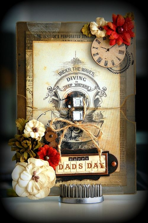 Happy Dad's Day Card by Irene Tan1(resize)
