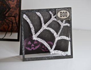 Clear Scraps  October Halloween Window Cards Pinky Hobbs1