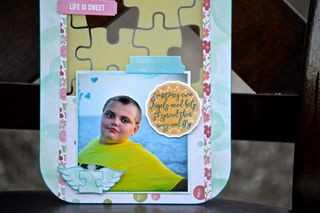 Autism Awareness Clipeboard Craft by Pinky Hobbs Clear Scraps2