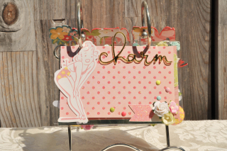 Friends_nancy keslin_clear scraps_mini album_1