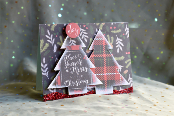 Creating Made Easy Tree Cards by Pinky Hobbs - 1