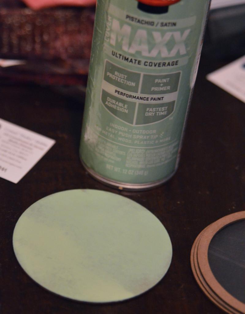Clear Scraps Butterfly Stencil Modeling Paste Shaker Pinky Hobbs - 1