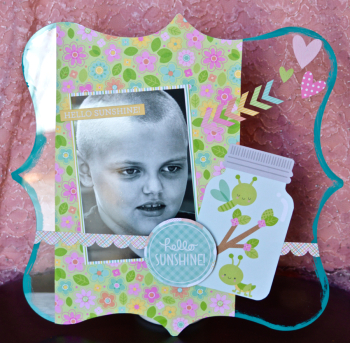 Clear Scraps Creating Made Easy March 2017 Kit Pinky Hobbs - 6