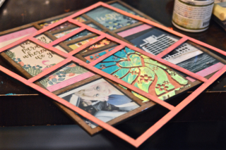 Clear Scraps Vacation Printer Tray by Pinky - 10