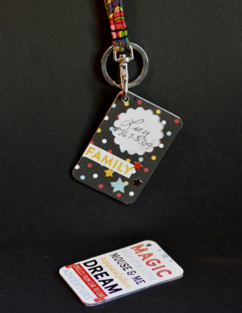 Creating Made Easy July Kit Lanyard Info Tags by Pinky - 2