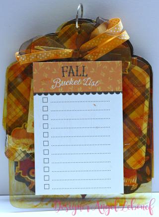 Fall Album kit 7