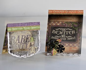 Creating Made Easy October Kit Pinky Hobbs Spooky Love Cards2