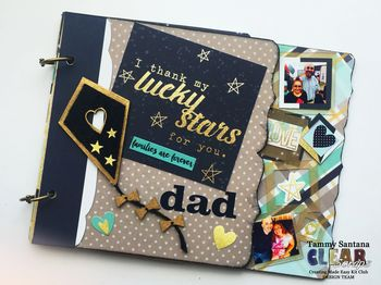 Father's Day mini album by Tammy Santana 6