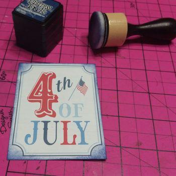 June card 4