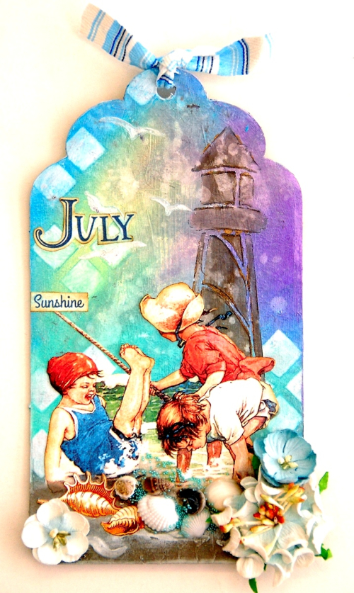 July Sunshine Tag by Irene Tan 01