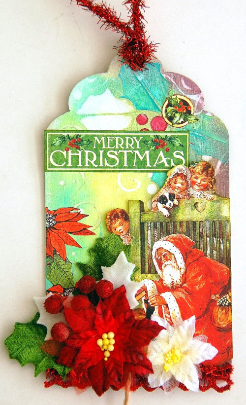Merry Christmas Tag by Irene Tan 01