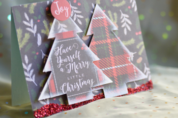 Creating Made Easy Tree Cards by Pinky Hobbs - 2
