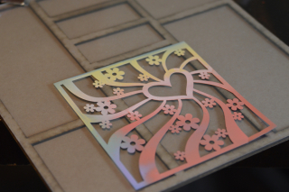 Clear Scraps Vacation Printer Tray by Pinky - 2