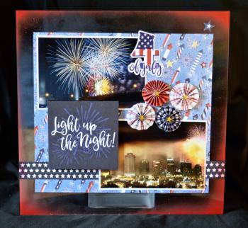 Creating Made Easy June Kit Pinky Hobbs Layout - 1