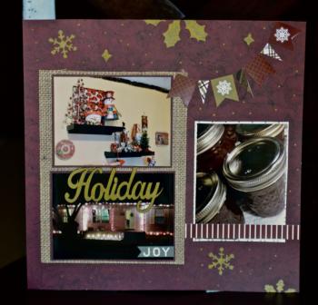 Creating Made Easy December Kit Pinky Hobbs - 2