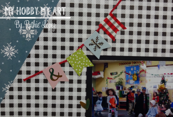 Layout  Clear Scraps Kit  Ruthie Lopez 2