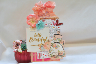 Hello Beautiful_tag_clear scraps_nancy keslin