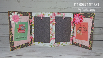 Wood Heart  Shaker Album  Clear Scraps  Ruthie Lopez 2