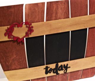 Clear Scraps Whisky Barrel Chalkboard-1 - 1