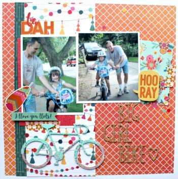 Clear_Scraps_Ten_Speed_Bike_Chipboard_Embellishment_layout