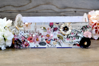 Lovely organization_box_clear scraps_nancy keslin_prima marketing