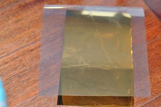 Clearscraps_washi card_gold