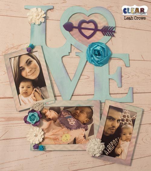 LoveWordFrame_LRC