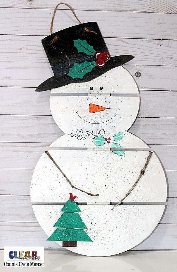 Snowman Pallet1_Clear Scraps_C. Mercer (2)