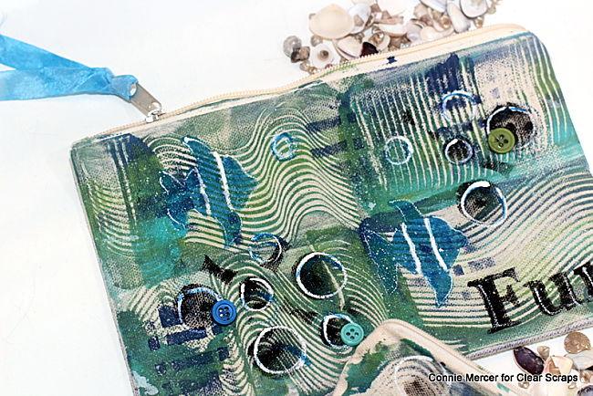 Canvas_clear scraps_stencils3_C. Mercer