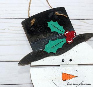Snowman Pallet3_Clear Scraps_C. Mercer