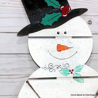 Snowman Pallet2_Clear Scraps_C. Mercer