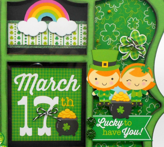 Clear_Scraps_Printer_Tray_Luck of the Irish close up 2