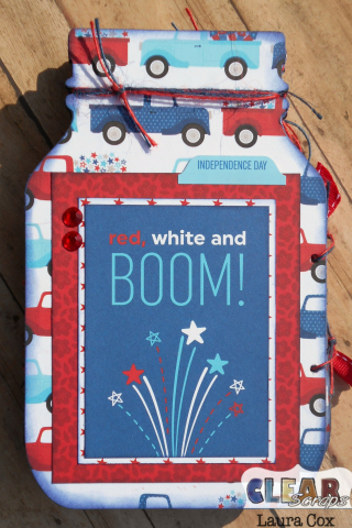 Clear_Scraps_Accordian Shaker Album_Stars&Stripes back page