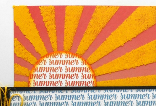Clear_Scraps_12x12 Acrylic LO_Summer Rays close up 3
